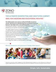 Childcare Parent Brochure