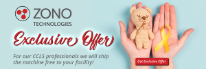 ZONO Technologies Exclusive Offer for CCLS